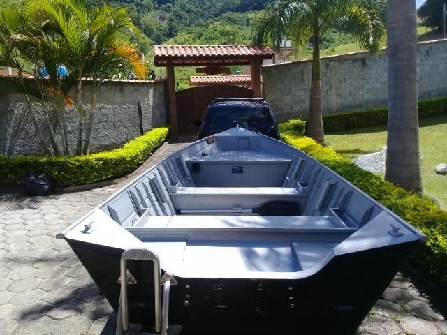 Barco de alumínio - Foto 5