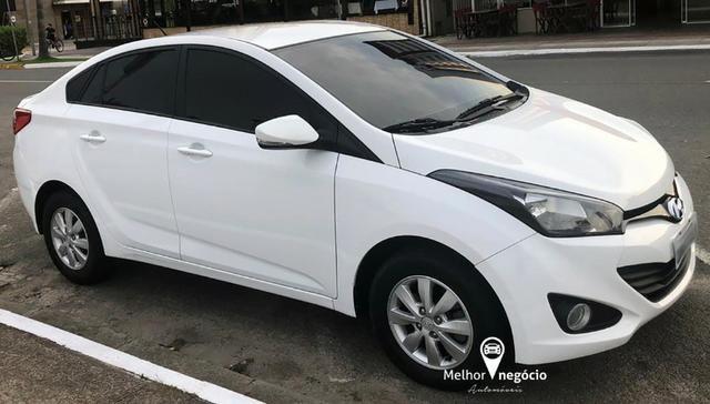 Hyundai HB20 Sedan Comf. Plus 1.6 Flex Aut. Branco - Foto 3