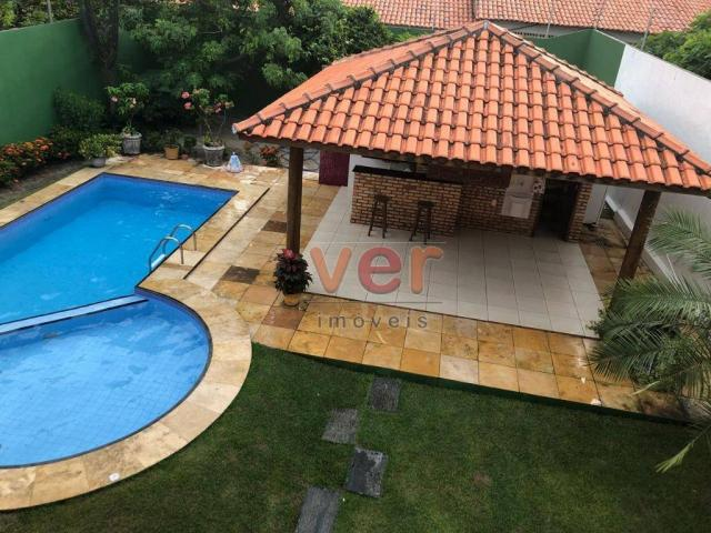 Casa com 5 dormitórios à venda, 330 m² por R$ 750.000 - Edson Queiroz - Fortaleza/CE - Foto 16