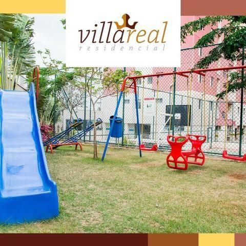 VillaReall Residencial Aptos 2 Dorms 58m2 2 Dorms 1 Vaga C/Varanda Lazer Completo - Foto 6