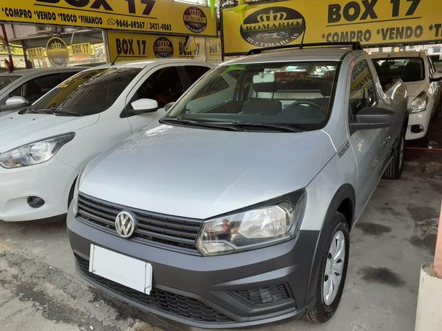 Savero 1.6 ( Robust) 2017 Completo + Gnv Ent: R$ 5.000,00 + 48x 850,00