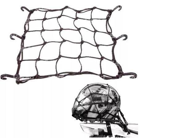 Elástico para bagageiro Aranha 35 x 35 centímetros - Foto 3