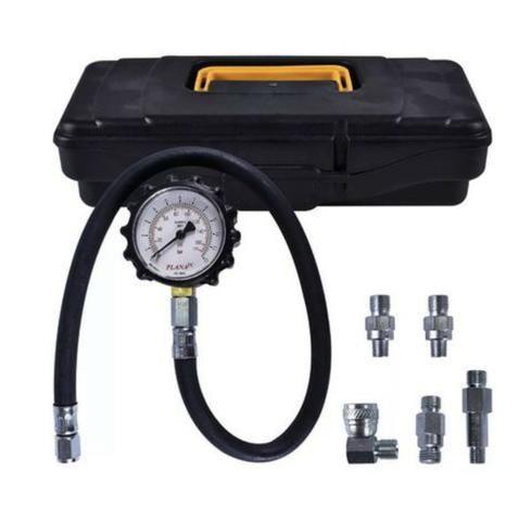 Teste de Medição da Pressão da Bomba de Óleo MPO500 - Planatc - Foto 2