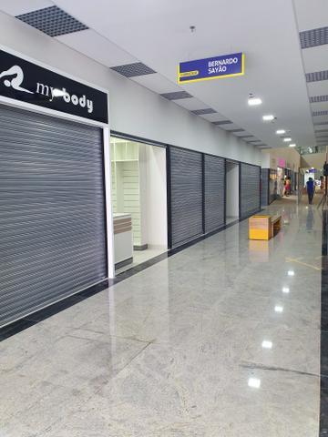 Vendo ou Alugo Loja Shopping Gallo 7,8m2 Mobiliada - Urgente - Foto 3