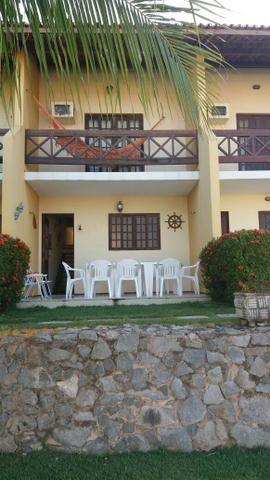 Casa p/ locação com 2 qtos. sendo ambas suítes, 100m² no Porto das Dunas - Foto 4