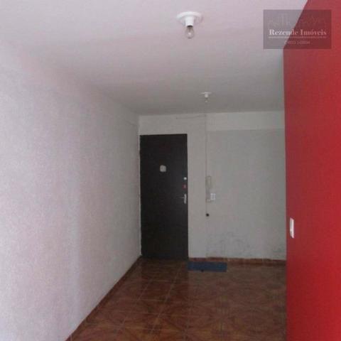 F-AP1473 Excelente Apartamento com 2 dormitórios à venda, 40 m² por R$ 98.000 - Fazendinha - Foto 2