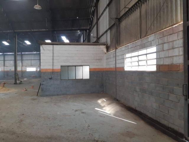 Alugue sem fiador, sem depósito - consulte nossos corretores - galpão para alugar, 1600 m² - Foto 9