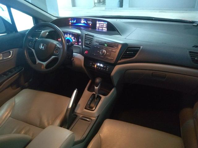Honda Civic LXR AT 14/15 - Foto 11