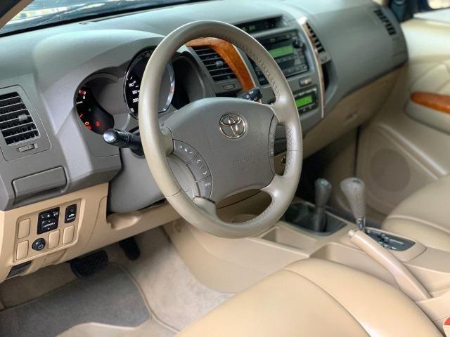 Toyota SW4 SRV 3.0 4x4 Diesel Aut 2010/2011 7 Lugares - Foto 8