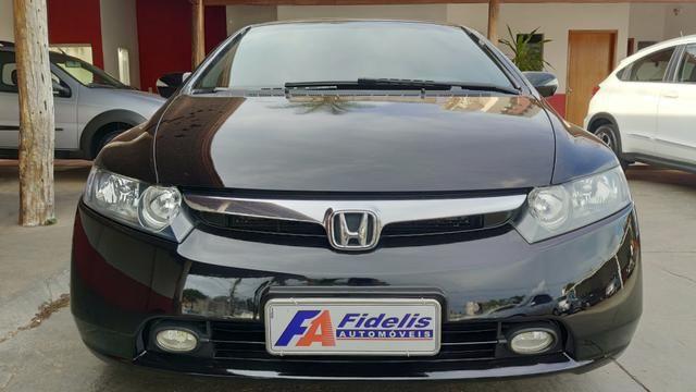 Honda civic exs 1.8 flex at 2008