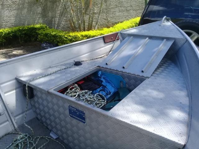 Barco de alumínio - Foto 11