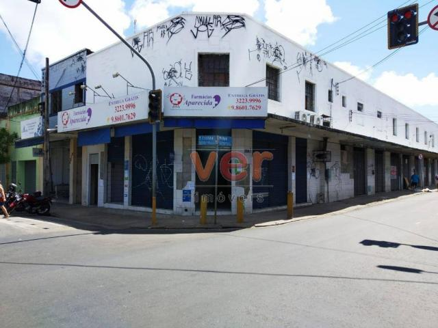 Ponto para alugar, 200 m² por R$ 5.000,00/mês - Centro - Fortaleza/CE