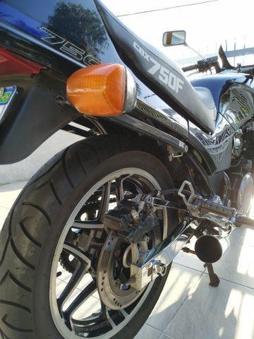 Honda CBX 750 - Foto 9