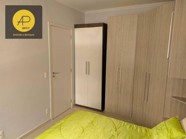 Apartamento com 1 dormitório para alugar, 46 m² - Centro Cívico - Mogi das Cruzes/SP - Foto 18
