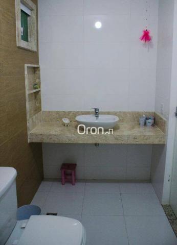 Sobrado com 4 dormitórios à venda, 364 m² por R$ 780.000,00 - Setor Jaó - Goiânia/GO - Foto 14