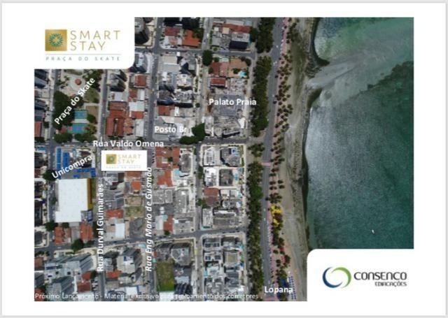 Smart Stay na Ponta Verde, Apartamentos Quarto/Sala em até 120 meses ! - Foto 2