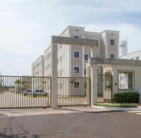 Aluga-se apartamento próximo UFMS - Foto 2