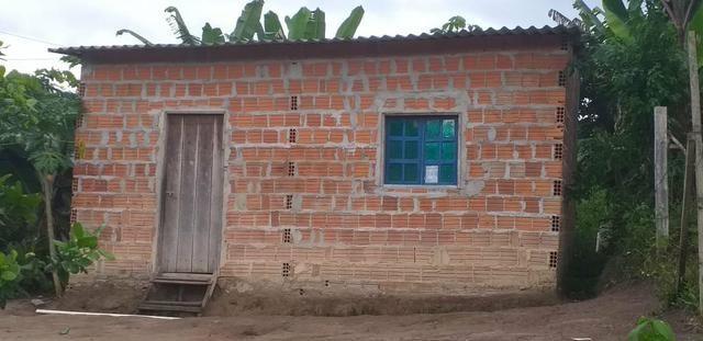 Vendo essa casa no ramal prox ao rio preto igarapé prox - Foto 2