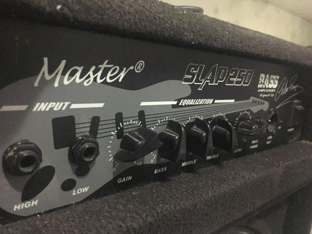 Cubo master áudio Slap 250w - Foto 3