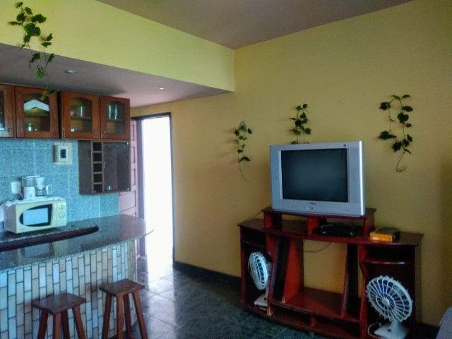 Apartamento temporada  quarto/sala co vista para a lagoa em Iguaba - Foto 4