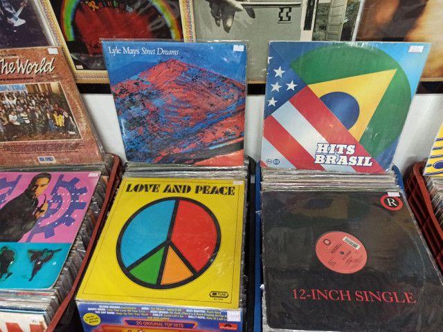 Discos de Vinil de Dance, Euro, Coletâneas e Pop Hits, temos vários  - Foto 4
