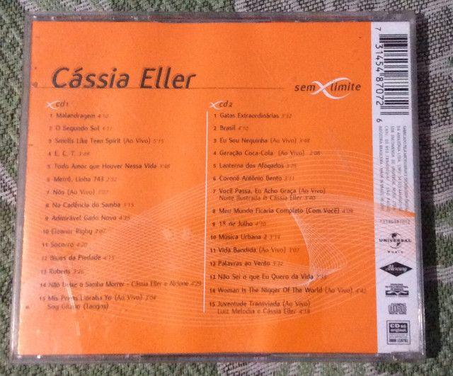 Cássia Eller - Sem limite - Foto 2