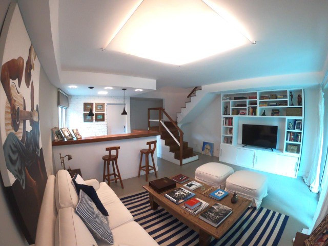 Lindo apartamento duplex Leblon - Foto 6