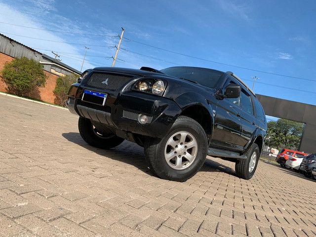 Pajero Sport HPE 4X4 MT Diesel impecável ! - Foto 7