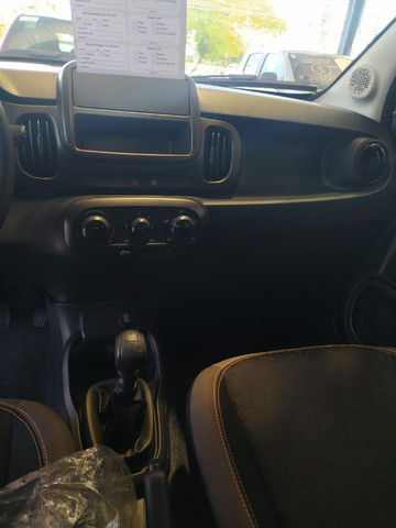Fiat Mobi Trekking 2021/2021 - Vermelho | Oferta: R$ 50.700 - Foto 8