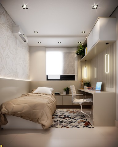 Apartamento com 2 quartos   1 suíte   Varanda Gourmet   2 vagas   Bairro Jardim Finotti - Foto 3