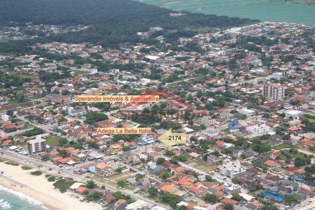 ? Principal via comercial de Itapoá: Prédio c/ 2 salas + Apto - Foto 9