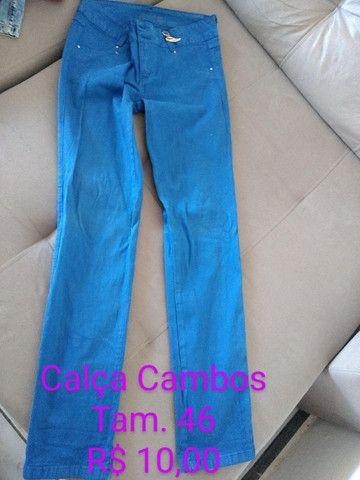 Calças Usadas - Foto 3