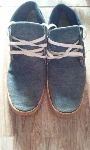 Sapato em jeans polo - Foto 2