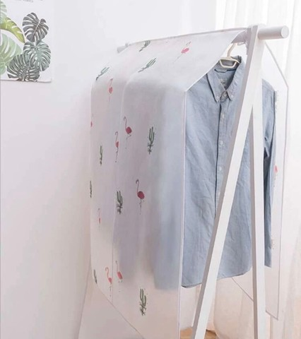 Protetor de poeira  para roupas * - Foto 4