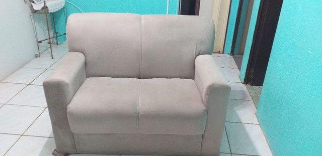 Vendo sofá de 2 lugares  - Foto 5