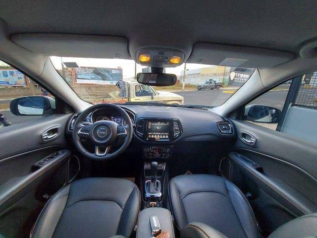 COMPASS 2020/2021 2.0 16V FLEX LONGITUDE AUTOMÁTICO - Foto 8