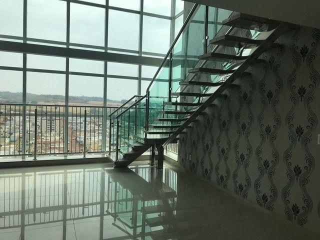 Apartamento à venda com 4 dormitórios em Residencial interlagos, Rio verde cod:60209115 - Foto 3