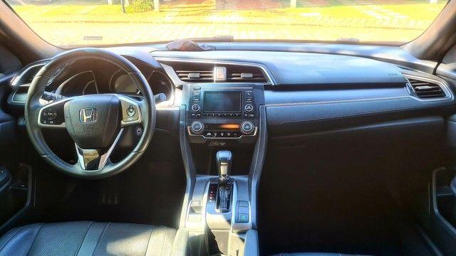 Honda New Civic EX troco por maior ou menor valor  - Foto 10