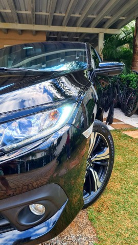 Honda New Civic EX troco por maior ou menor valor  - Foto 6