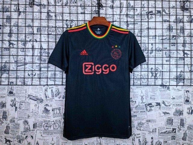 Camisas de Futebol com Preço muito bom - Foto 2
