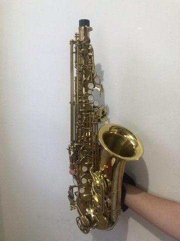 Saxofone Alto Michael Mib 1999 - Foto 2
