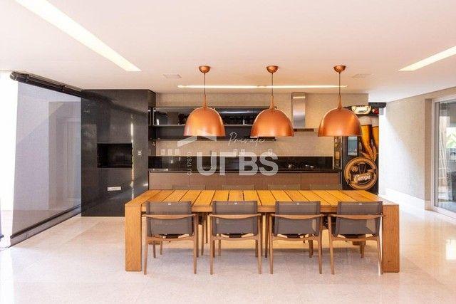 Moderno sobrado de luxo no Alphaville Araguaia, com 442 m² e 4 suítes, com lazer completo - Foto 10