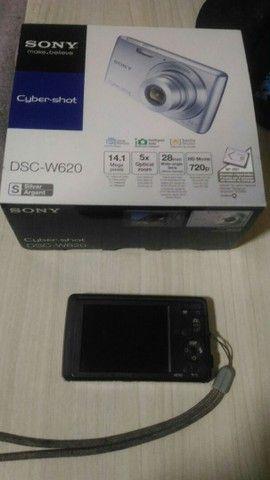 Câmera Fotográfica Sony - Foto 2