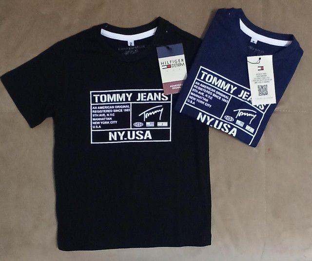 Camisetas infantis - Foto 5