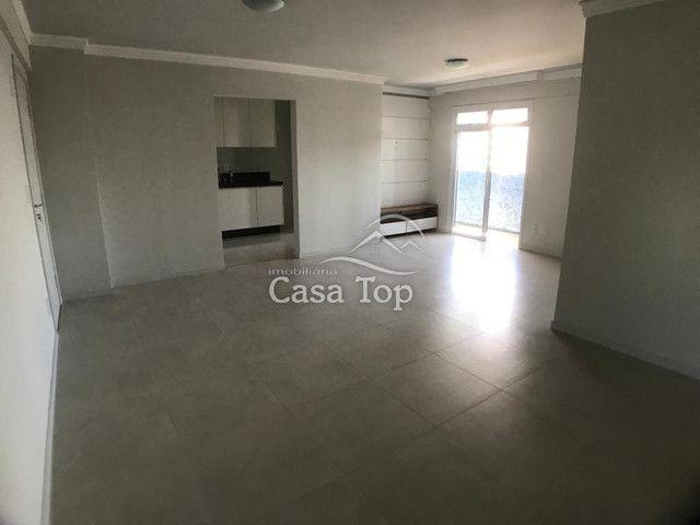 Apartamento para alugar com 3 dormitórios em Centro, Ponta grossa cod:3911 - Foto 2