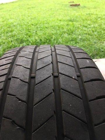 """jogo de rodas R18x7,5"""" multi-furos com pneus - Foto 5"""