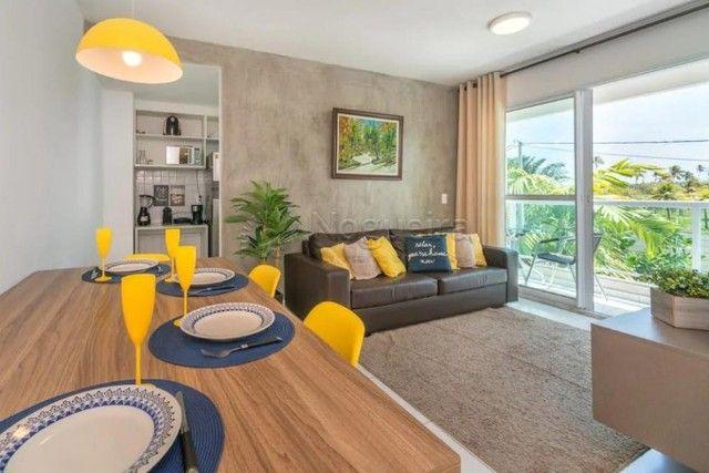 JO-Lindo apartamento mobiliado com 3/4 em Muro Alto - Foto 3