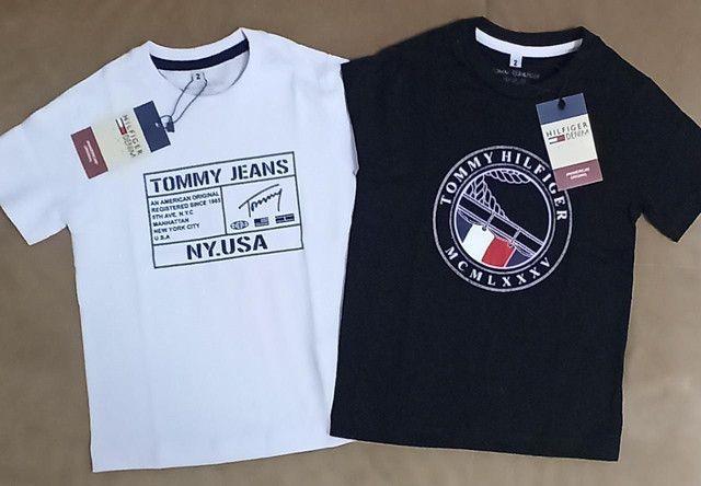 Camisetas infantis - Foto 2