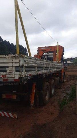 Caminhão munck para locação  - Foto 5