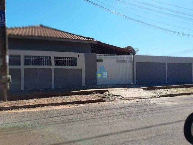 Casa com 2 dormitórios à venda, 75 m² por R$ 220.000,00 - Jardim Tarumã - Campo Grande/MS